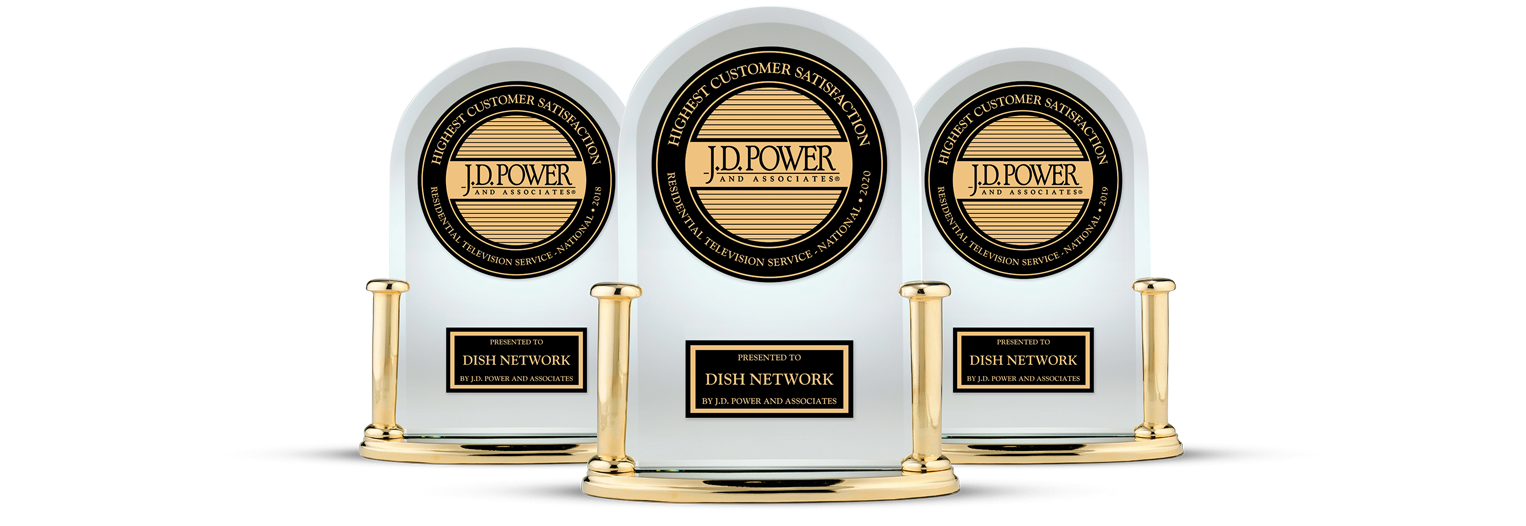 DISH Customer Satisfaction - Ranked #1 by JD Power - Satellite Depot in Spartanburg, South Carolina - DISH Authorized Retailer